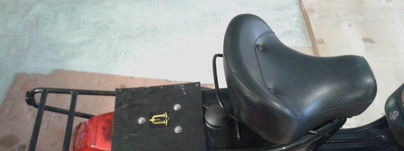 Accessori: Piastra aggiuntiva posteriore