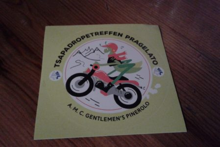 Tsapadropetreffen……. Prima edizione con il botto!