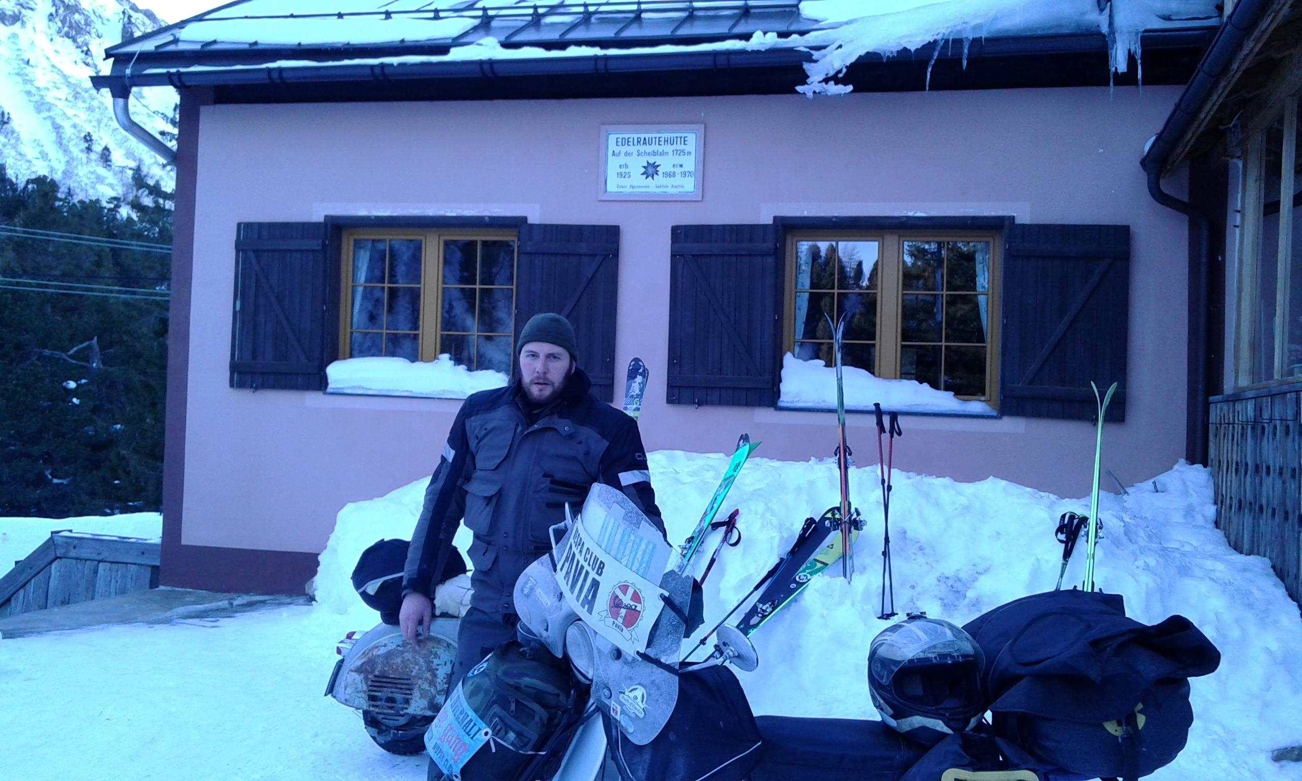 Il PK in cima al 14° Tauerntreffen!