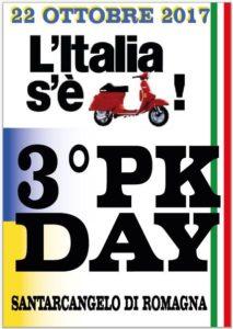 L'Italia s'è……. 3° PK DAY!