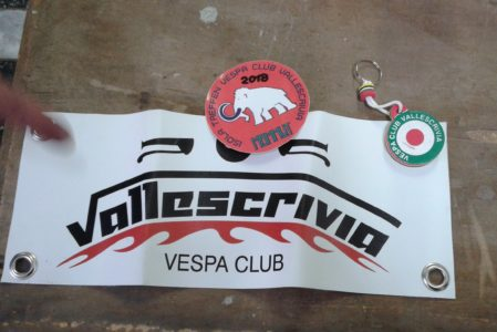 "Il ""Mammut"" del Vespa Club Vallescrivia"
